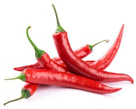 Lustenauer Chilisenf - Chilischoten