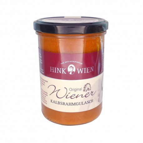 Hink Original Viennese calf cream goulash 400g