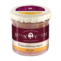 "Hink Hühnerleberparfait ""Marille"" 130g"