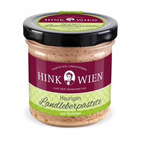 Hink Heurigen country liver pate 130g