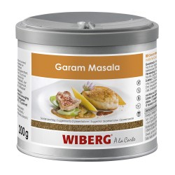 Wiberg Garam Masala, Indian spice preparation 470ml
