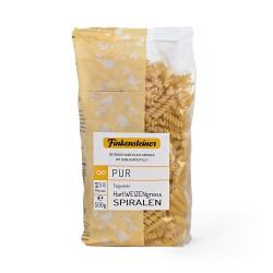 Finkensteiner PUR Hartweizengrieß Spiralen 500gr