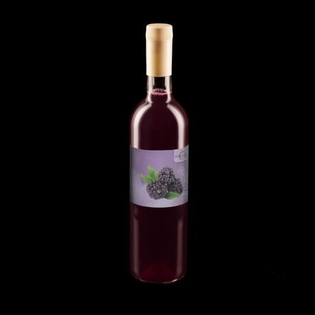 "Terra Mater blackberry premium fruit juice ""Miss Elegance"" 750ml"