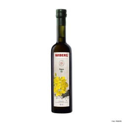 Wiberg rapeseed oil, cold pressed, 500ml of Austrian vineyards