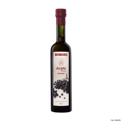 Wiberg vinegar AcetoPlus Elderberry 500ml