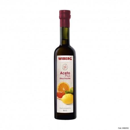 Wiberg Essig AcetoPlus Zitrus-Früchte 500ml