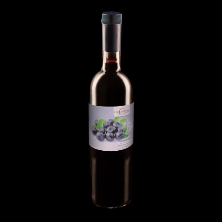 """Terra Mater Blueberry Premium Juice """"Tears of Forest"""" 750ml"""