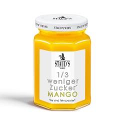 Stauds Zuckerreduzierter Fruchtaufstrich Mango fein passiert 200gr