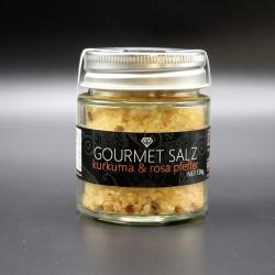 Ritonka Kurkuma & rosa Pfeffer Salz 120gr