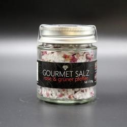 Ritonka Rose & grüner Pfeffer Salz 120gr
