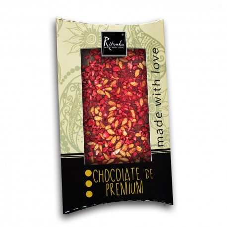 Ritonka Dark Chocolate Raspberries, Sunflower