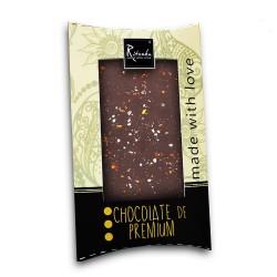 Ritonka Bitter-Schokolade Meersalz und Chili 95gr