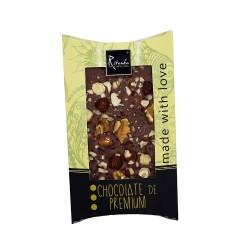 Ritonka Milch-Schokolade Nussmix 95gr