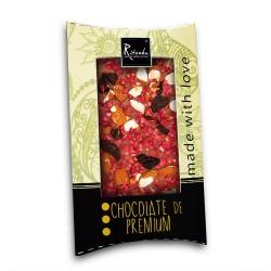 Ritonka Milk Chocolate Raspberries, Raisins, Almonds
