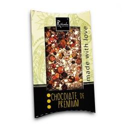 Ritonka Milk Chocolate Blackcurrant, Plum, Cinnamon