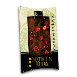 Ritonka Milch-Schokolade Kaffee, Preiselbeer 95gr