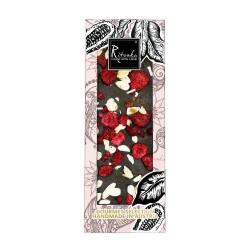Ritonka Bitter-Schokolade Himbeere, Mandel, Zimt - Gourmet Selection 130gr