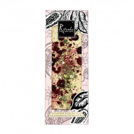 Ritonka White Chocolate  Raspberry, Rose