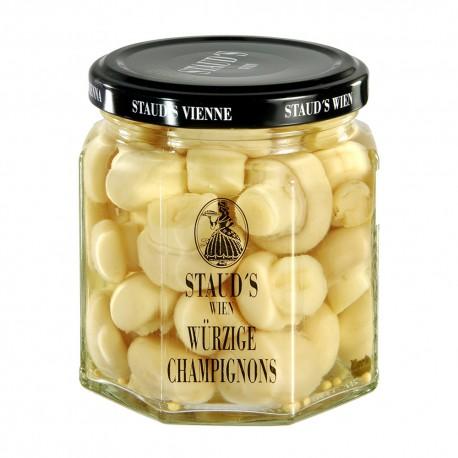 "Staud's ""Mushrooms - sweet sour"" 228ml"