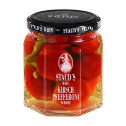 "Staud's ""Cherry Chilli Peppers - sweet sour"" 228ml"