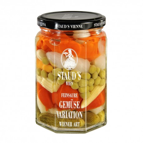 "Staud's ""Gemüsevariation"" 314ml"
