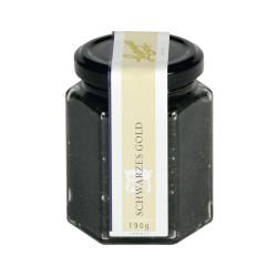 Lustenauer Mustard Black Gold 190g