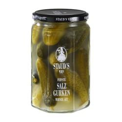 """Staud's """"Salt Fermented Gherkins"""" 580ml"""