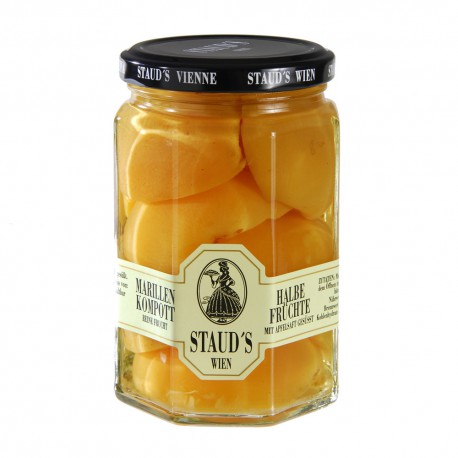 """Staud's Compote """"Apricots"""" 314ml"""
