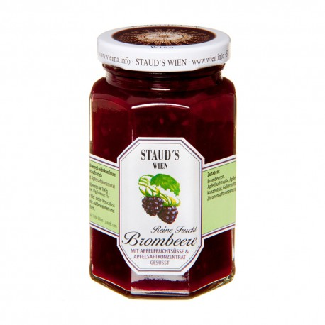 "Staud's Preserve Pure Fruit ""Blackberry"" 250g"