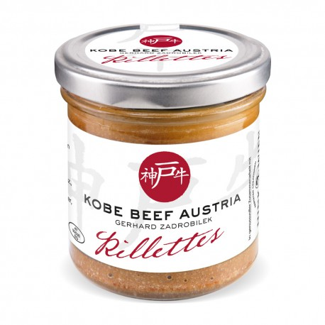 Hink Kobe Beef Rillettes 130g - Gerhard Zadrobilek Edition
