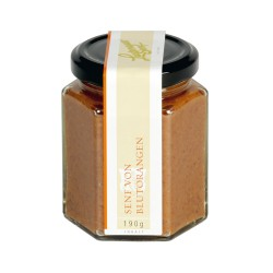 Lustenauer Blood orange mustard 190g
