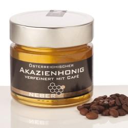 Neber Akazienhonig verfeinert mit Cafe 250g