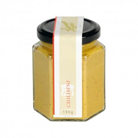 Lustenauer Chili mustard 190g