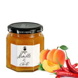"Staud's Limited Preserve ""Apricot Chili"" 250g"