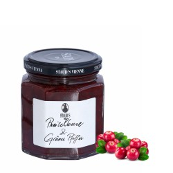 "Staud's Limited Preserve ""Cranberry with Pepper"" 250g"