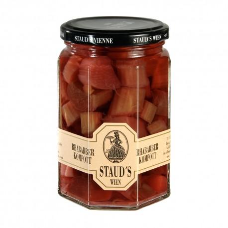"Staud's Compote ""Rhubarb"" 314ml"