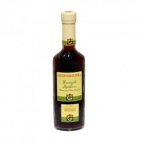 Gegenbauer Zweigelt Spätlese Rotwein Essig 250ml
