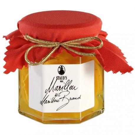 """Staud's Früchte in Alkohol """"Marillen mit Marillendestillat"""" 228ml"""