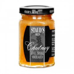 "Staud's Chutney ""Apple-Garlic-Onion"" 130g"