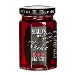 "Staud's Wine Jelly ""Cuvee Red Wine"" 130g"