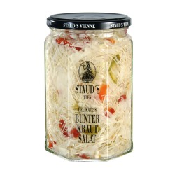 "Staud's ""Bunter Kraut-Salat"" 580ml"