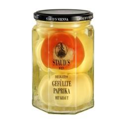 "Staud's ""Peppers stuffed with Sauerkraut"" 580ml"