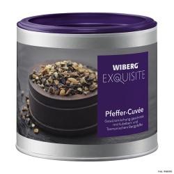 WIBERG Pfeffer-Cuvee, Gewürzmischung geschrotet 470ml