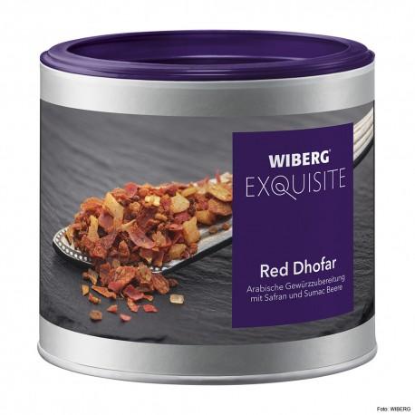 WIBERG Red Dhofar, Arabische Gewürzzubereitung 470ml
