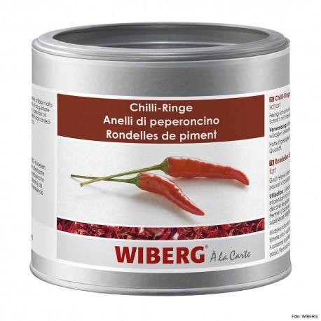 WIBERG Chilli-Ringe, scharf 470ml