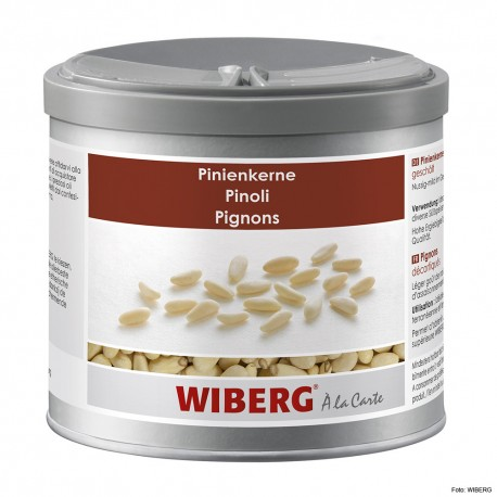 WIBERG Pine Nuts, peeled 470ml