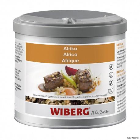 WIBERG Afrika, Gewürzsalz 470ml