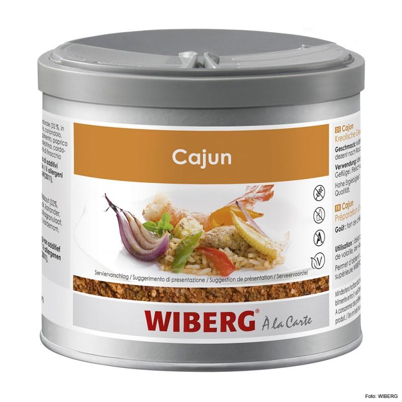 Wiberg Cajun Kreolische Gewürzzubereitung 470ml Sovillo Onlineshop