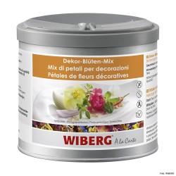 WIBERG Dekor-Blüten-Mix, Blütenmischung 470ml