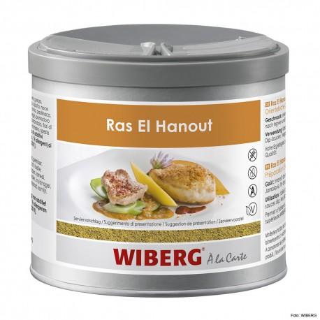 WIBERG Ras El Hanout, orientalische Gewürzzubereitung 470ml